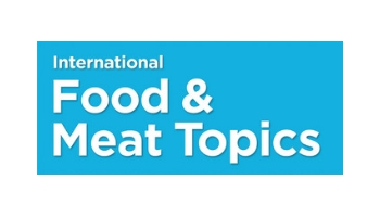 International Food and Meat topics